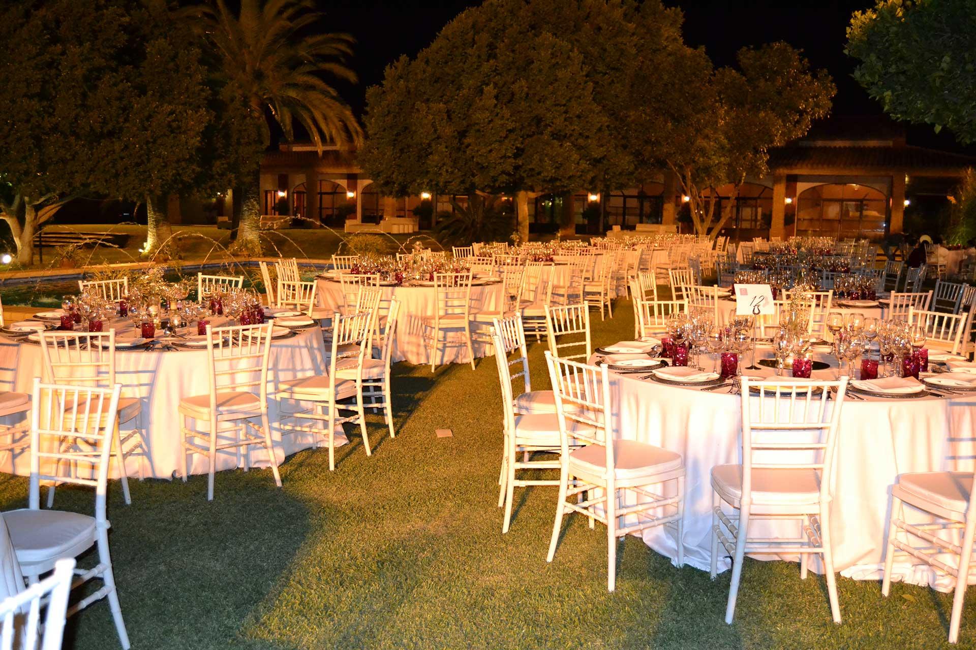 Bodas Guadalquivir Catering