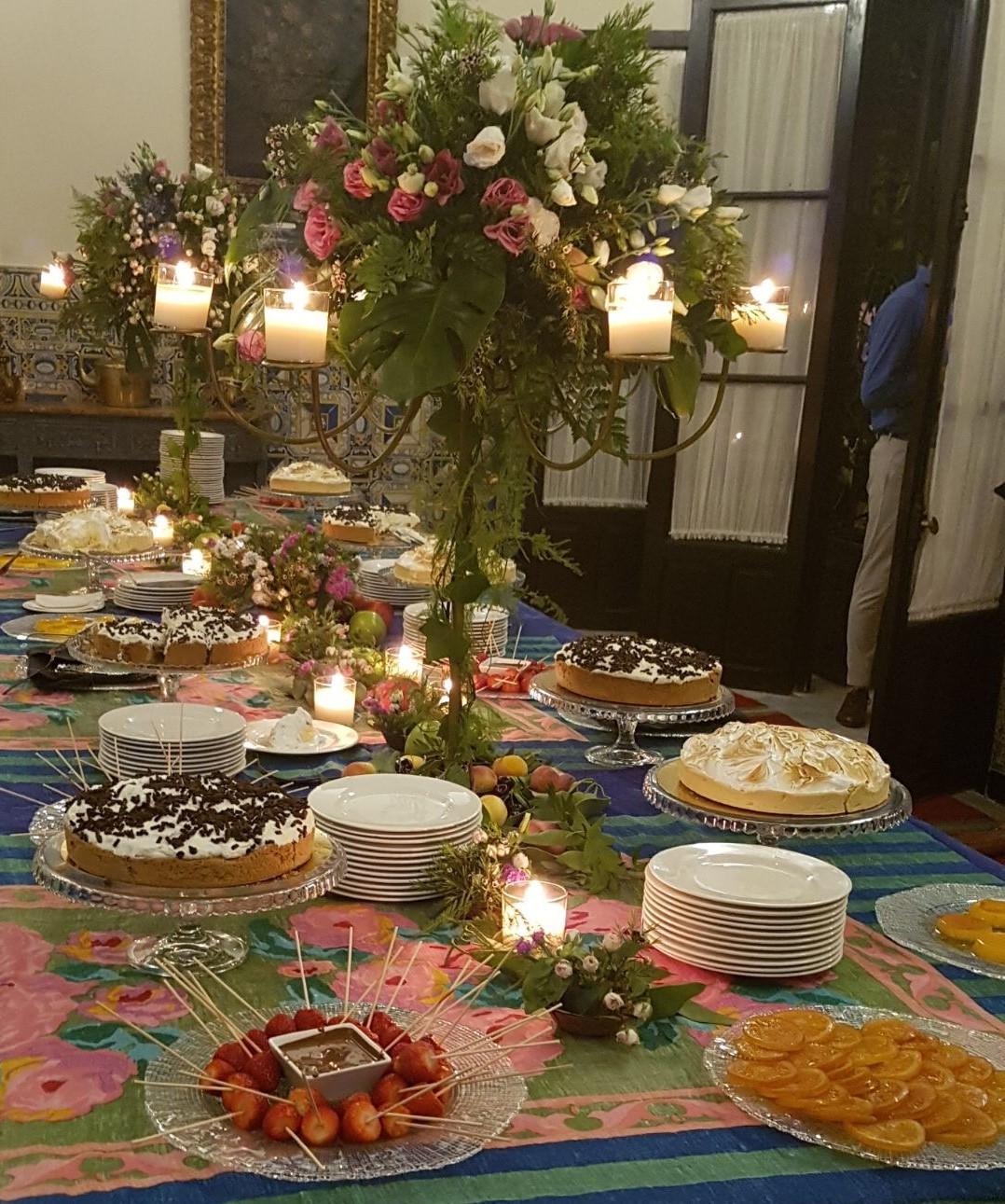 Eventos Temáticos Guadalquivir Catering