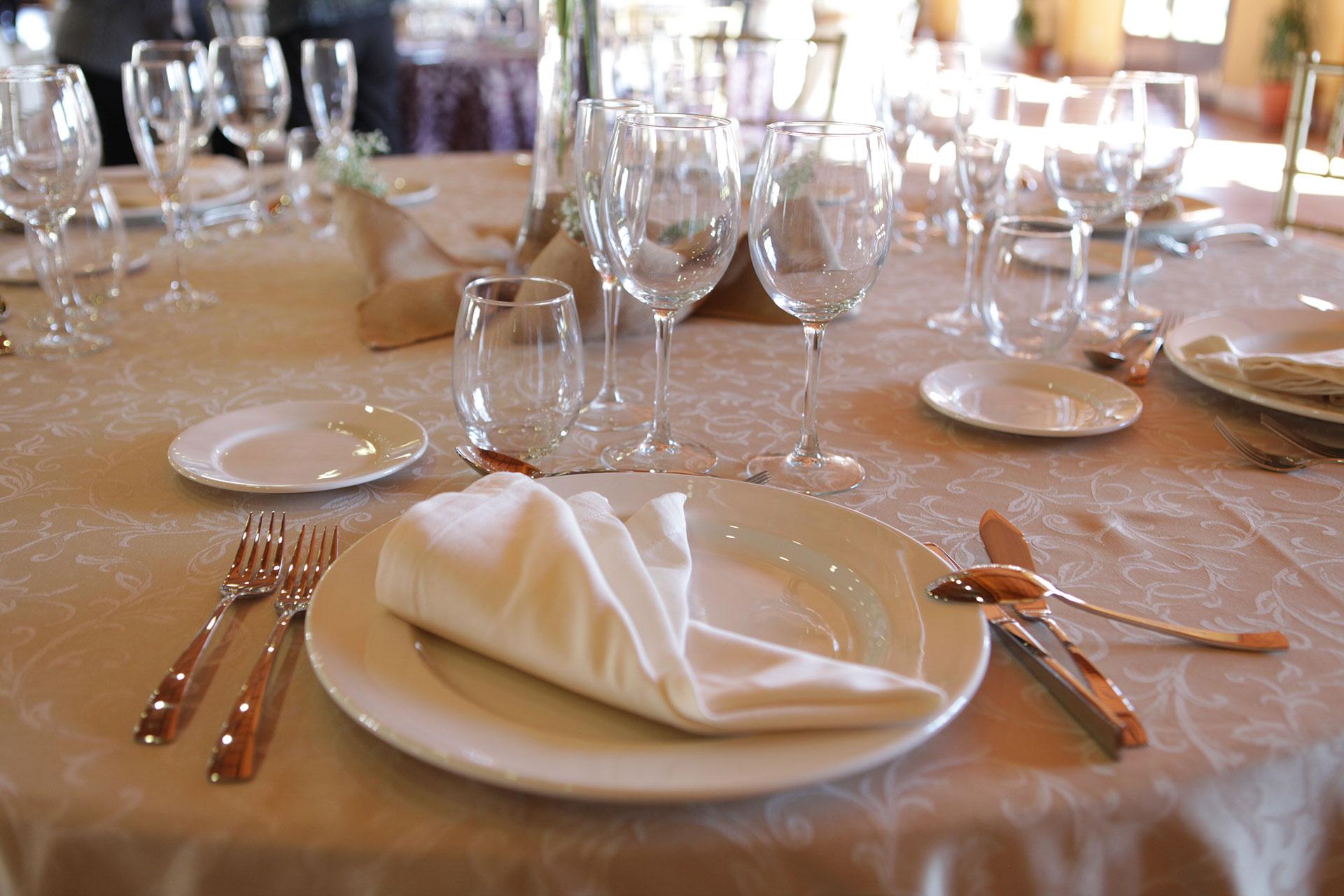 Valores Guadalquivir Catering