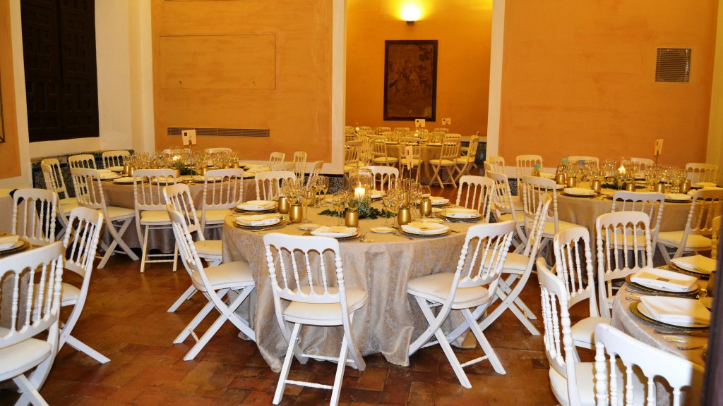 Casa Palacio Bucarelli - Espacios para eventos de empresa en Sevilla