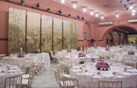Museo de carruajes - Espacios para eventos de empresa en Sevilla