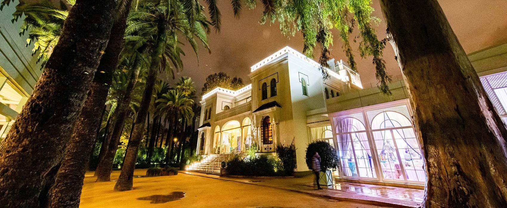 Casa Palacio Villa Luisa - Eventos Guadalquivir catering