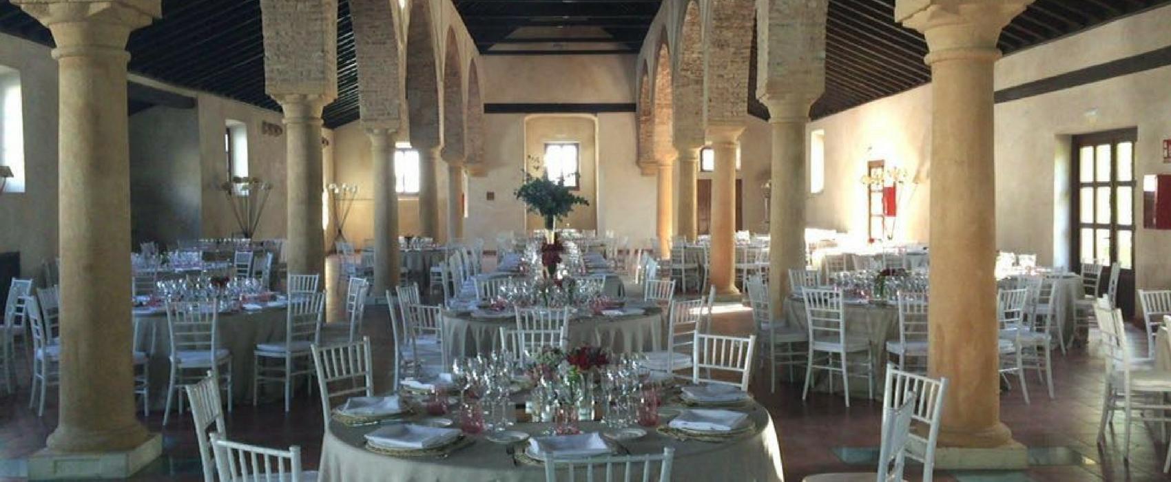Hacienda Clarevot interior