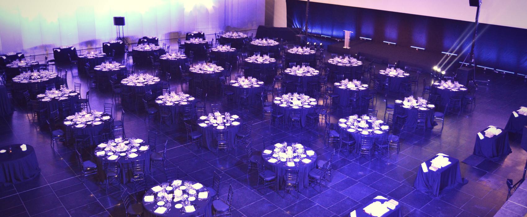 Cómo organizar una cena de gala para eventos