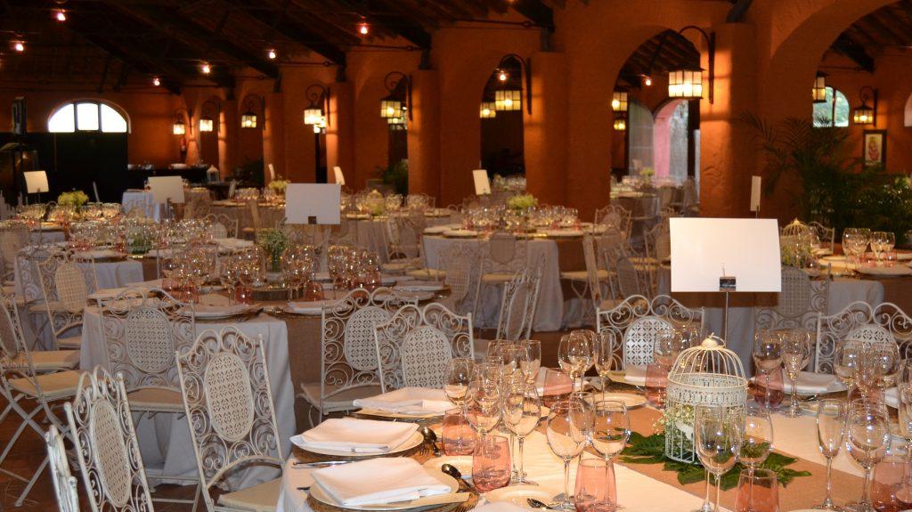 La albuera - lugares para celebrar tu boda en Extremadura