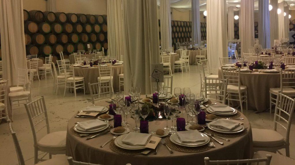 Bodegas Medina - lugares para celebrar tu boda en Extremadura