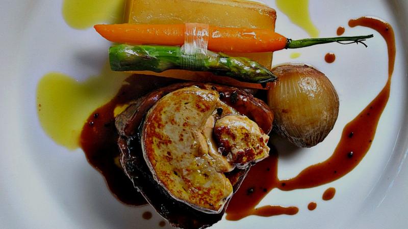 Gastronomía de catering