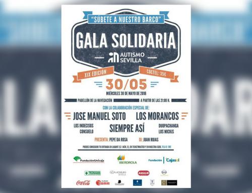 Guadalquivir Catering colaborará en la XIX edición de la Gala Solidaria por el Autismo en Sevilla