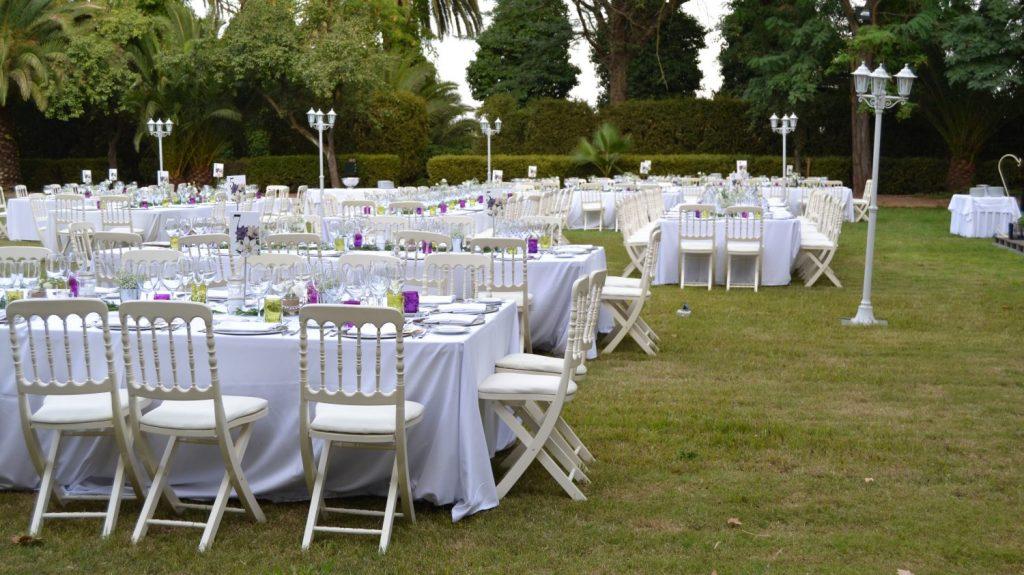 Lugares para celebrar bodas en Extremadura: Hacienda La Vara