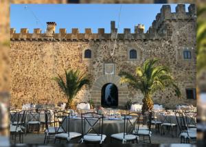 Castillo de las Arguijuelas de Arriba
