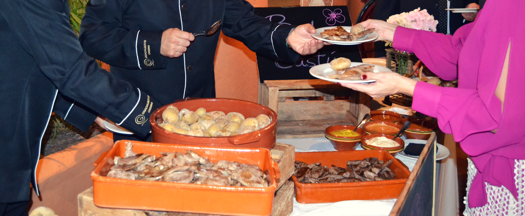 Seguridad alimentaria en catering