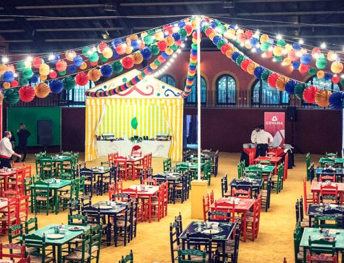 Cómo convertir un evento de empresa en una feria andaluza