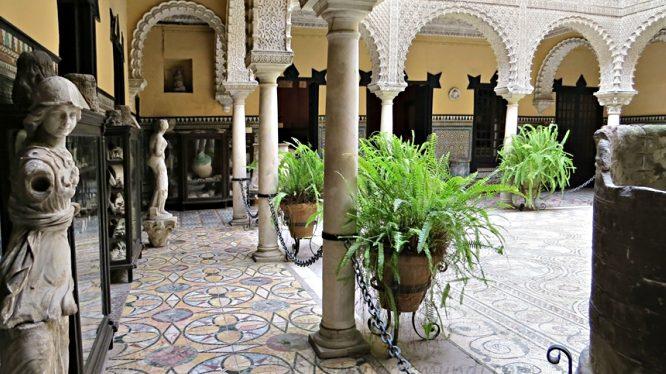 Casa Palacio de Lebrija - Espacios para eventos de empresa en Sevilla