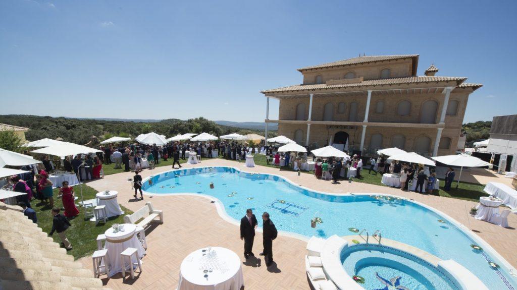 Espacios para celebrar tu boda en Extremadura: Finca La Herrería