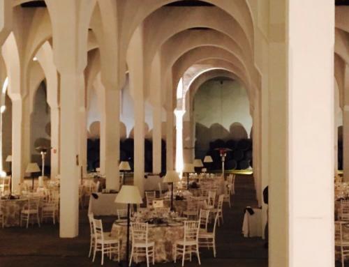 Selección de espacios para eventos en Cádiz, Córdoba, Huelva y Málaga