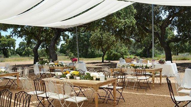 Dehesa Las Rozas - espacios para celebrar tu boda en Extremadura