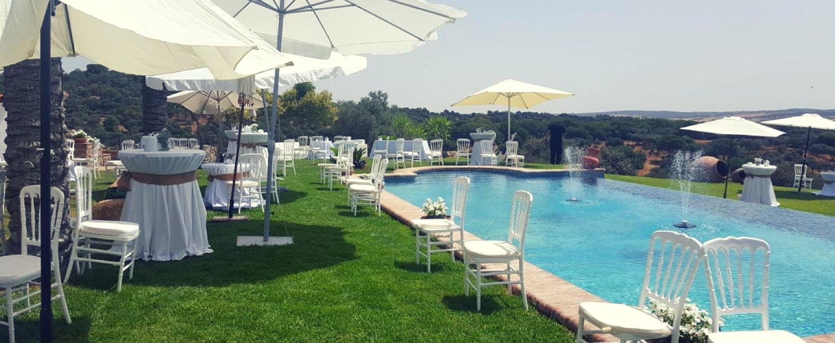 5 lugares para celebrar bodas en Extremadura