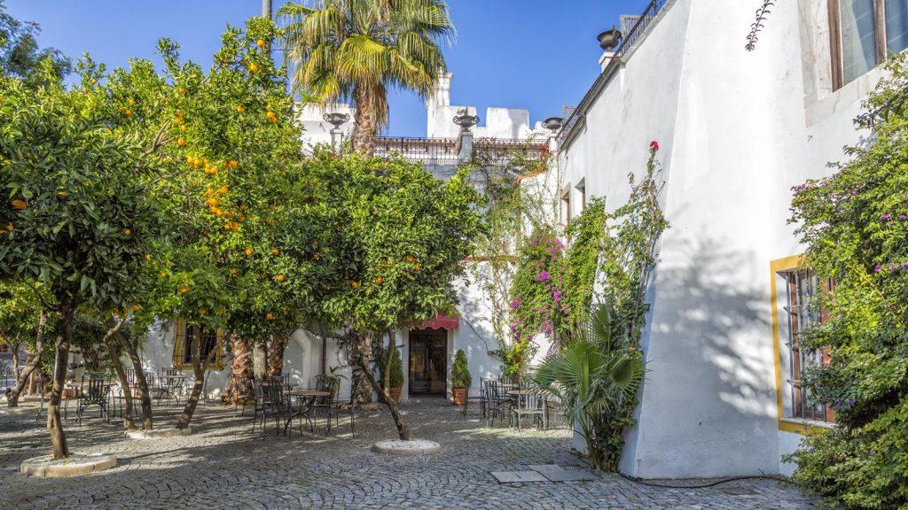 Hotel São João de Deus - lugares para celebrar tu boda en Extremadura