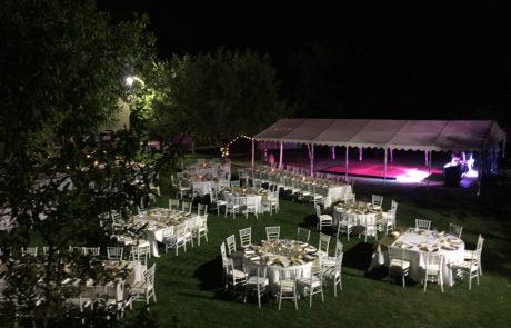 Guadalquivir Catering en Hotel Quinta La Encarnación en