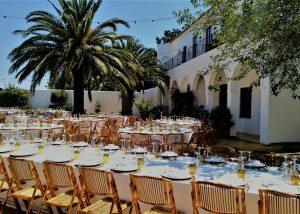 Cortijo de Vega Grande, espacio recomendado por Guadalquivir Catering